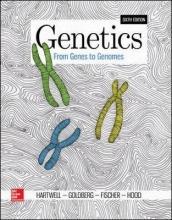Leland Hartwell,   Michael Goldberg,   Janice Fischer,   Leroy Hood Genetics: From Genes to Genomes