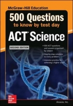500 ACT Science Questions to Know by Test Day