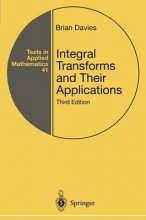 Brian Davies Integral Transforms and Their Applications