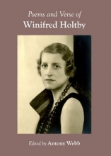 Antony Webb Poems and Verse of Winifred Holtby