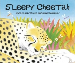 Hadithi, Mwenye African Animal Tales: Sleepy Cheetah