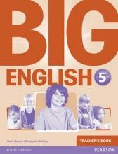 Herrera, Mario Big English 5 Teacher`s Book