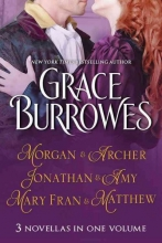 Burrowes, Grace Morgan & Archer Jonathan & Amy Mary Fran & Matthew