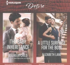 Child, Maureen,   Lane, Elizabeth The Baby Inheritance A Little Surprise for the Boss