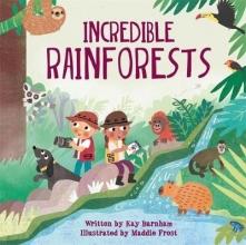 Barnham, Kay Look and Wonder: Incredible Rainforests