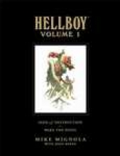 Mignola, Mike Hellboy Volume 1