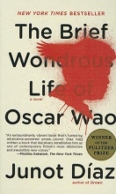 Diaz, Junot Brief Wondrous Life of Oscar Wao