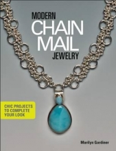 Marilyn Gardiner Modern Chain Mail Jewelry