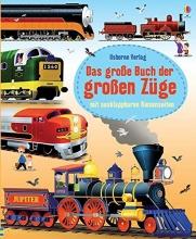 Cullis, Megan Das große Buch der großen Züge