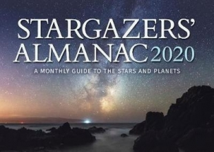 Bob Mizon Stargazers` Almanac: A Monthly Guide to the Stars and Planets