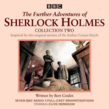 Coules, Bert The Further Adventures of Sherlock Holmes: Collection 2