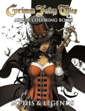 Zenescope Grimm Fairy Tales Adult Coloring Book Myths & Legends