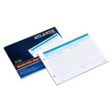 , Werkbrief dagelijks a5425-014 a5 50v