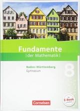Andreae, Kathrin,   Göttge-Piller, Silke,   Hummel, Bernhard,   Höger, Christof Fundamente der Mathematik 8. Schuljahr - Baden-Württemberg - Schülerbuch