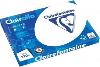 , Kopieerpapier Clairefontaine Clairalfa A3 120gr wit 250vel