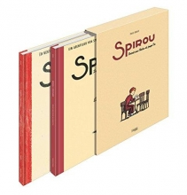 Bravo, Emile Spirou & Fantasio Spezial: Jubiläumsschuber. Porträt eines Helden als junger Tor