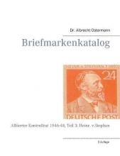 Ostermann, Albrecht Briefmarkenkatalog