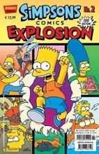 Groening, Matt Simpsons Comics Explosion