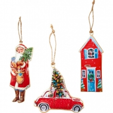 , Kerst hanger diverse