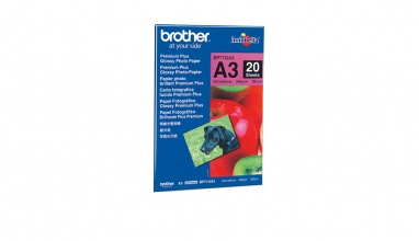 , Fotopapier Brother BP-71 A3 260gr glossy 20vel