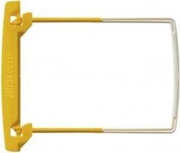 , Bundelmechaniek JalemaClip Stick-up geel zelfklevend