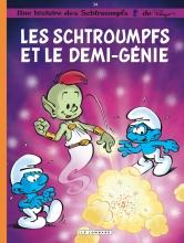 Alain  Jost De Smurfen De Smurfen en de halfgeest
