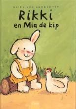 Genechten, Guido van Rikki en Mia de kip