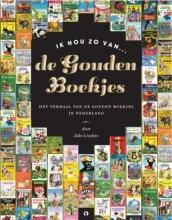 Joke  Linders Ik hou zo van ... De Gouden Boekjes