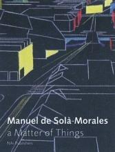 Hans  Ibelings Manuel de Sola-Morales