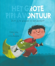 Didier  Lévy Grote Pipi-avontuur