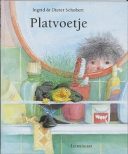 Ingrid  Schubert Platvoetje