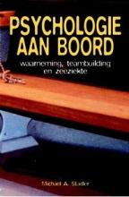 Jan Dederding Michael Stadler, Psychologie aan boord