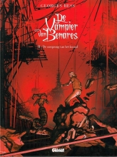 Vampier van Benares Hc02