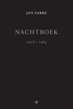 Jan  Fabre Nachtboek 1978-1982