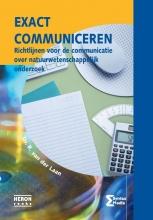 R. van der Laan , Exact communiceren