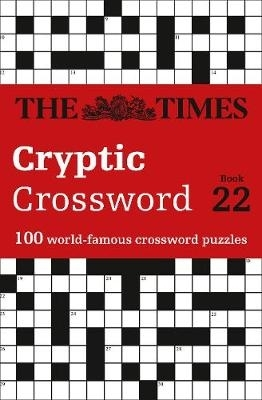 The Times Mind Games,   Richard Rogan,The Times Cryptic Crossword Book 22