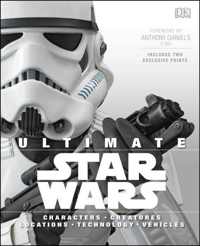 DK,Ultimate Star Wars