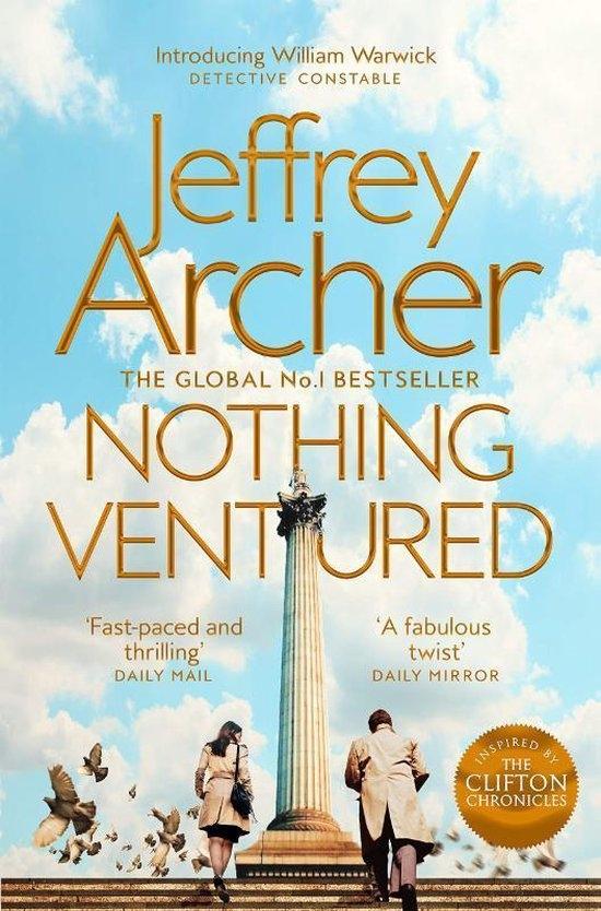 Jeffrey,Archer,Nothing Ventured