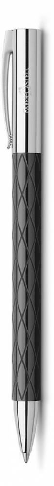 ,balpen Faber Castell Ambition Rhombus zwart