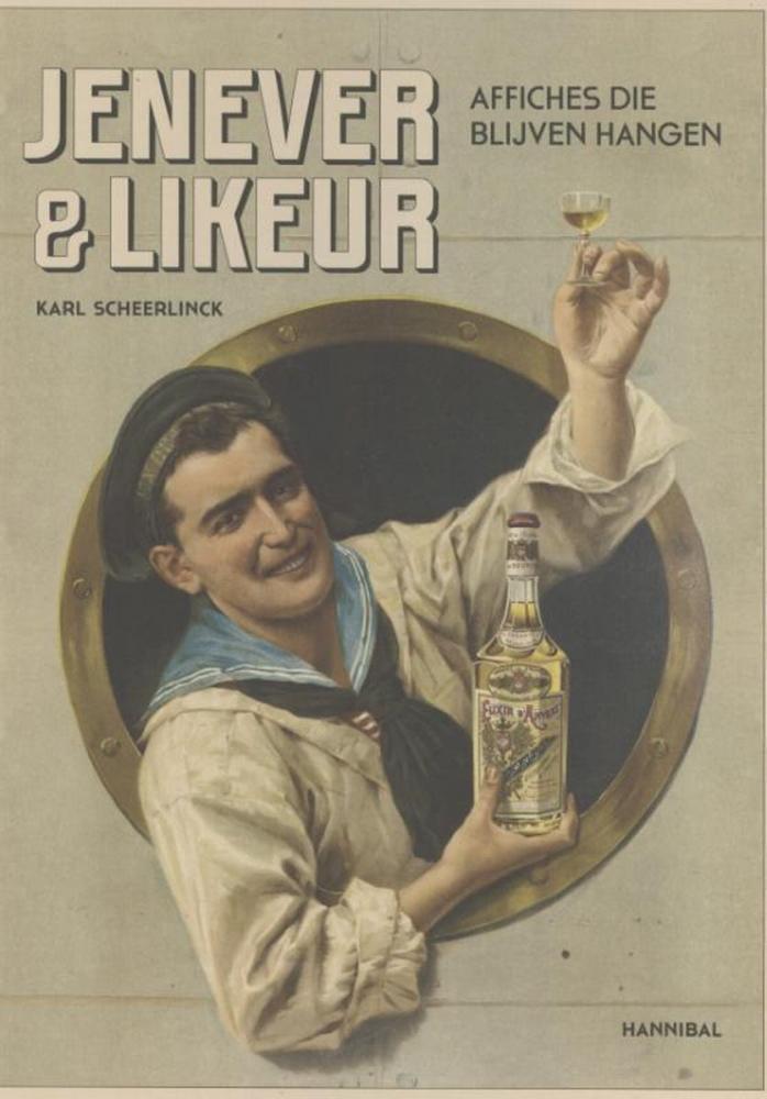 Karl  Scheerlinck,Jenever en likeur