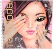 ,<b>Topmodel create your hand-designer hand & nagel designboek</b>