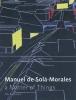 <b>Manuel de Sola-Morales</b>,Manuel de Sola-Morales