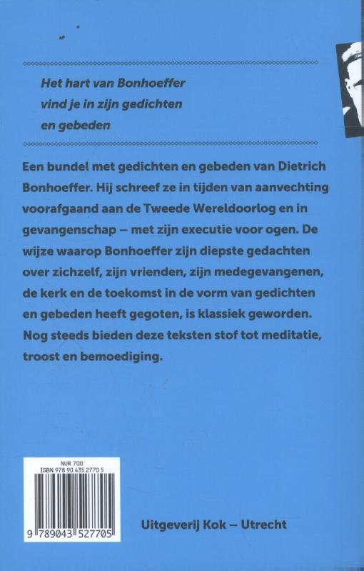 Dietrich Bonhoeffer,Geborgen en getroost