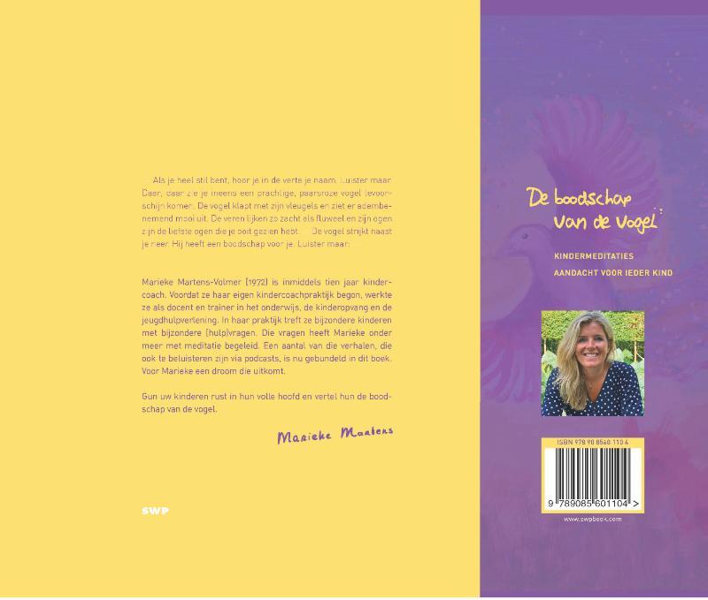 Marieke Martens,De boodschap van de vogel