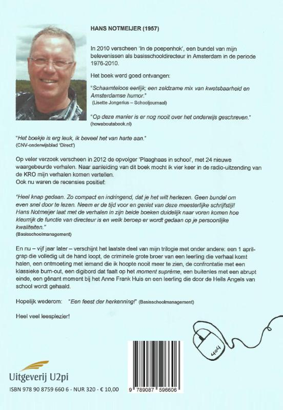 Hans Notmeijer,Wandelende drinkyoghurt