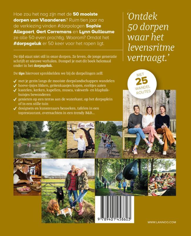Sophie Allegaert, Gert Corremans, Lynn Guillaume,Bij ons in het dorp