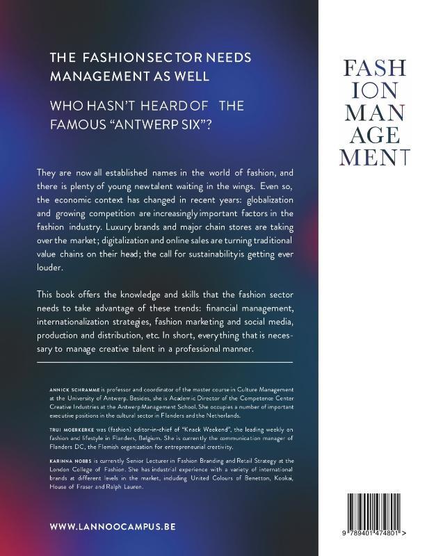 ,FASHION MANAGEMENT (POD)