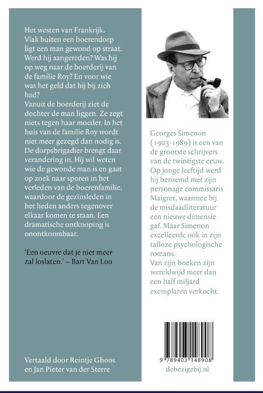 Georges Simenon,Het rapport van de gendarme