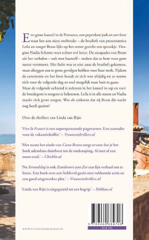 Linda van Rijn,Provence