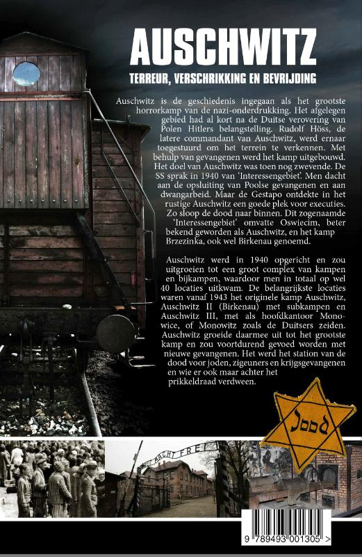 Perry Pierik,Auschwitz